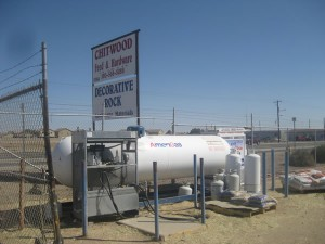 AmeriGas Propane Refill Station - Maricopa, Arizona
