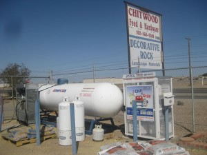 Propane Refill Station and Tank Exchange - Maricopa, Arizona