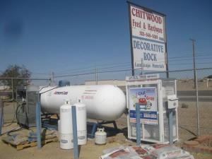 Propane Refill Station and Tank Exchange - Maricopa, Arizona